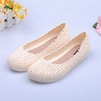 Free Shipping 2013 Summer Hot Selling Rubbre Flats Super Soft Non-Slip  Waterproof Women Garden Shoes 221