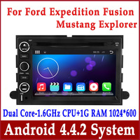 Android Auto Multimedia Car DVD Player GPS Navigation for Ford Fusion 500 F150 Focus Mustang Escape w/ Radio BT TV Audio 3G WIFI