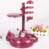 24 ! pet water dispenser dog accessories dog drinking bowl automatic water control ball water bottle