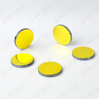 25MM CO2 Laser Reflector Mirror, Silicon laser mirror For CO2 Laser