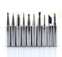 10 x Solder Screwdriver Iron Tip 900M-T for Hakko Soldering Rework Station Tool Kit Set