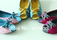 Free Shipping 2013 peep toes Designer Summer Sandals Flat Casual Shoes For Women Discount Summer Sandals For Lady Shoes 4 colors