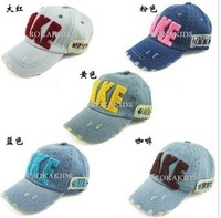 Baseball cap children's cowboy hat duck tongue tide baby hat children's hat  10 set/lot,Free Shipping