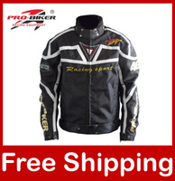 Motorcycle Jacket Waterproof Windproof Anti-UV Breathable Moto Jacket Protection Racing Clothes Full body armor JK-07