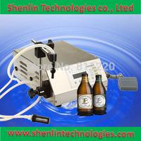 Electrical liquids filling machine bottled water filler beverage foods oils bottling equipment tools nail polish brand auto pump