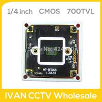 """1/4"""" CMOS 700TVL BF3005 FH8510 CCTV Camera Board 0.01LUX for CCTV Security Camera DIY"""