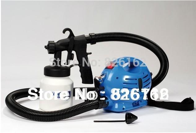 Drop Shipping Electrical Spray Gun HVLP Paint Zoom 110V & 220V Trigger Airbrush Ne