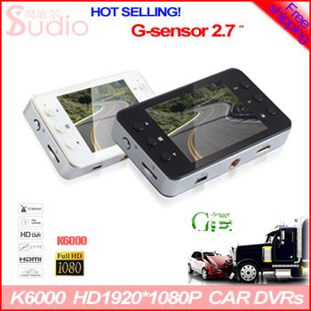"2013 New! Mini Full Hd 1920x1080 night vision Car camera car dvrs car pc Vehicle Video Recorde NOVATEK Chipset  2.7"" gopro k6000"