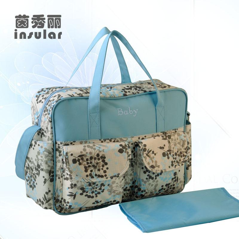 libera vendita di spedizione calda moda baby bag pannolinoimpermeabile pannolino sacchetto mummia