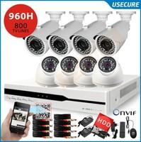 новые 4 канала безопасности cctv 960 часов реального времени записи воспроизведения сетевых cctv dvr nvr hvr hivision ip камеры usb 3g wifi сигнализации