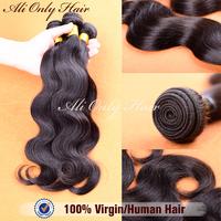 "Rosa Hair Products Brazilian Virgin Hair Body Wave 8""-30""Cheap Brazilian Body Wave 3Pcs Lot Brazilian Hair Human Hair EXtensions"