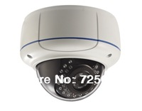 1MP IP camera, security camera, plug&play,  two way audio, dual code stream, onvif2.1 compatibility, 2.8-12mm manual iris lens