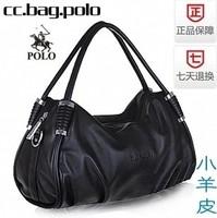Women's handbag 2013 paul sheepskin bag fashion handbag shoulder bag messenger bag
