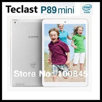Teclast Tpad P89 Mini Intel Z2580 2.0GHz Tablet PC 7.9 Inch IPS Screen Android 4.2 1GB RAM 16GB 5.0mp Camera GPS