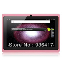 Free Shipping All World Classic Tablet PC Q88 7 inch Android 4.0 Boxchip A13 1.0GHz CPU MID PAD