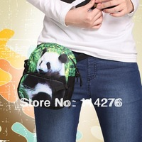 multifunctional waist bag pack/belt bag /shoulder bag Animal Printing Cross body Design brand bistar galaxy BBP-102W