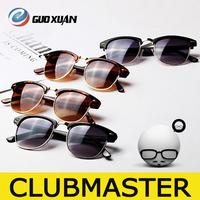 2014 Fashion Sun Glasses Clubmaster Sunglasses Women Brand Designer Cat Eye Glasses Man Sunglass gafas de sol Men oculos
