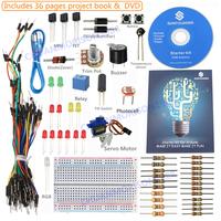 SunFounder New Project Starter Kit For Arduino UNO R3 Mega2560 Mega328 Nano