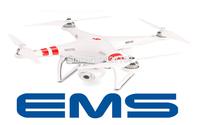 Fast Shipping DJI Phantom 2 Vision RTF Drones With Camera And NAZA GPS For Quadcopter FPV Via EMS