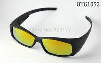 OTG1052 polarized Sunglasses Polaroid Fit Over Glasses Outdoor Sports Fishing Sun Shades gafas de sol lunettes oculos lentes