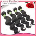 Peruvian human hair weaves extension 4 bundles peruvian body wave free shipping peruvian virgin wet and