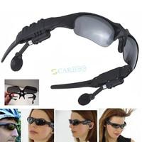 New Arrival Wireless Bluetooth V2.1 Sunglasses Headset Headphones For iPhone Samsung B11 SV005090