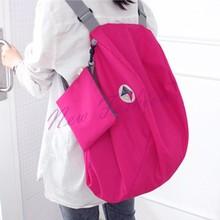 1Pcs Women Multifunction Travel Bags Big Capacity Foldable Nylon Backpacks Travel Bag SV03 sv005271(China (Mainland))