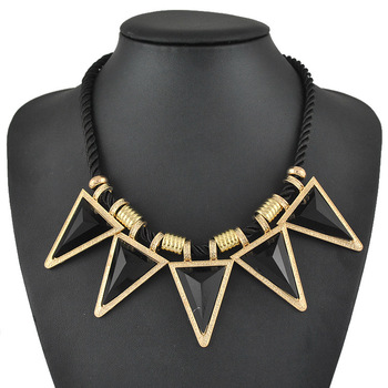 New Statement Choker Necklaces for Women 2014 Fashion Jewelry