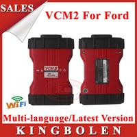 2014 New Arrival V90.1 VCM2 Diagnostic Scanner For Ford VCM II IDS Support 2014 Vehicles IDS VCM 2 OBD2 Scanner DHL Free