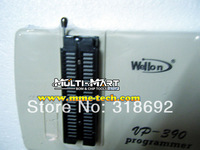 mme-tech.com: Genuine only - best price Wellon VP390 VP-390 EEprom Flash MCU Programmer USB, upgraded version of VP-380 VP380
