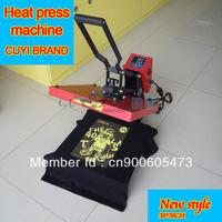 Heat press machine 15*15inch Heat transfer machine/Digital T-shirt heat press(CE Certificate)