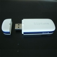 Free Shipping-Wholesale-7.2M-Siptune 3.75G HSUPA GSM MODEM-USB MODEM