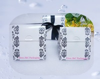 FREE SHIPPING--Triangle Wedding Gift / Favor / Candy Box, Party Gift Box (JCO-00X)
