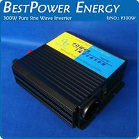 Wholesale, 2012 NEW, 300W Professional Pure Sine Wave Power Inverter, Solar Inverter, Input DC12V or 24V or 48V