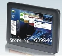 "Mini 7"" Auxiliary Display USB LCD Monitor with Touch screen, Just USB Powered, Not VGA Input, Just USB Input"
