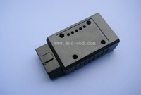 ELM327 OBD2 Connector J1962m Plug with  enclosure 16pin male connector