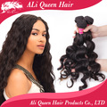 Free shipping Queen hair products:brazilian virgin hair extensions brazilian hair weave,Mixed length each size 1 pcs,3 pcs lot