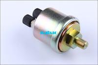 10mm screw size VDO universal oil pressure sensor 1/8NPT.diesel generator oil pressure sensor.