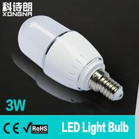 AC85~265V E27/E14 LED Bulb with High Lumen's SMD5730
