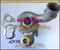 GT1549 751768-5004S 751768 717345 Turbo Turbocharger For Renault Laguna Megane SCENIC TRAFIC Volvo S40 V40 F9Q F9Q740 1.9T 1.9L