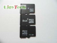 Real Capacity 2GB 4GB 8GB 16GB 32GB Micro SD card Class 4 OEM SDHC TF Memory Card +Original Adapter + Box + Free Shipping+ Gifts