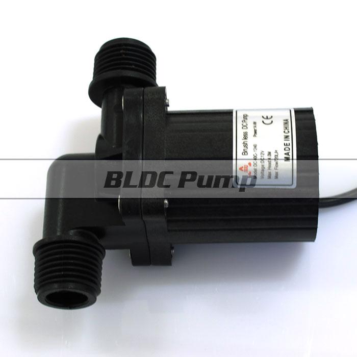 Small water pump dc40c 1230 for water circulation aquarium car