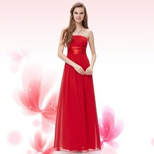 he09060 2014 novo sexy longo vestido bridemaid vestido bridemaid(China (Mainland))