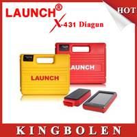 2013.12 Latest Version Launch Professional Auto Scanner Multi-language Launch X431 Diagun Life Long Free Update DHL Free