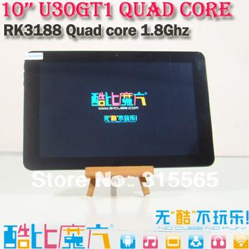 HOT 10'' Cube U30GT Quad Peas1 Updated to Rk3188 Quad core