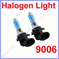 2x 9006 HB4 Auto Light Bulb Lamp Super White 12V 55W 6000K Low Beam Halogen Free Shipping
