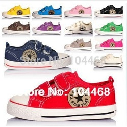 Free Shipping Special shoes zipper on side lace-up children's shoes children sneakers girl canvas shoes boy canvas boots(China (Mainland))