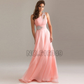 DESIGAN !!!Woman&#39;s One Shoulder Party Gown Prom Bridal Evening Dress LF005(China (Mainland))