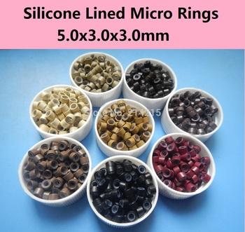1000шт / уп 5мм микро силиконовые соединения / шарики инструменты инструмент Для ...