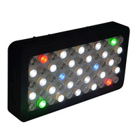 Free Shipping,120W RGB or DIY Colorful Dimmable LED Coral Reef Aquarium Lights,US/AU Warehouse